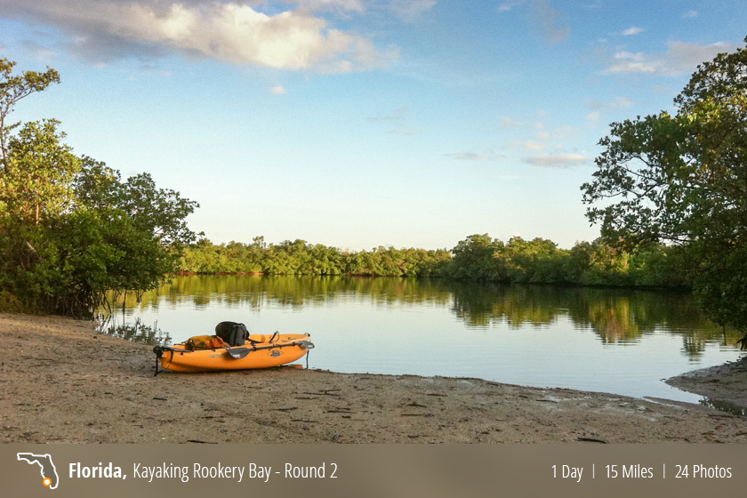 Kayaking Rookery Bay – Naples, FL