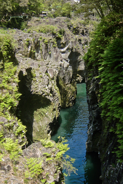 Life In Japan  U2013 Takachiho Gorge