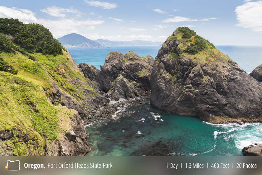 Port Orford Heads State Park, Oregon