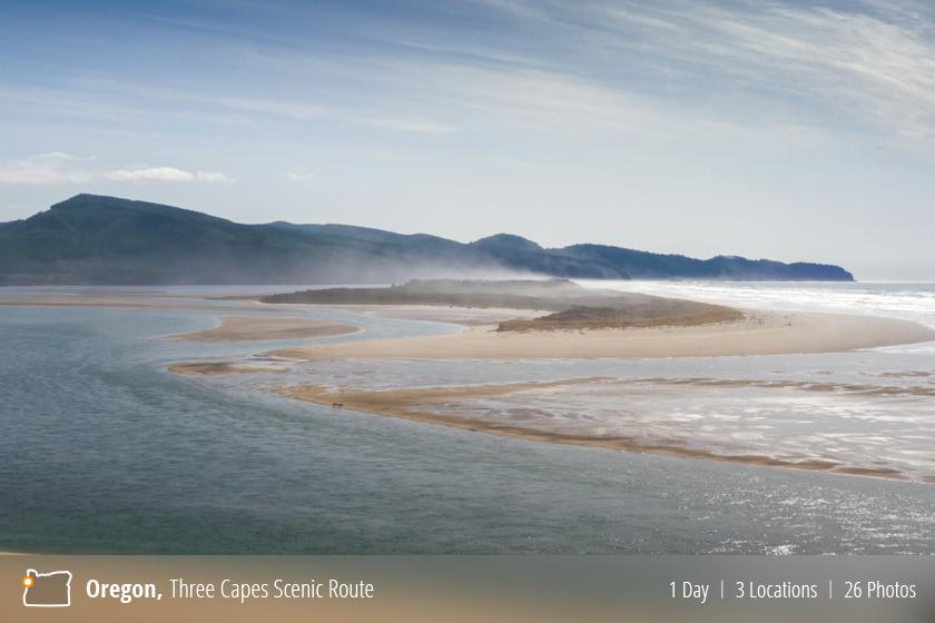 Three Capes Scenic Route, Oregon Coastline