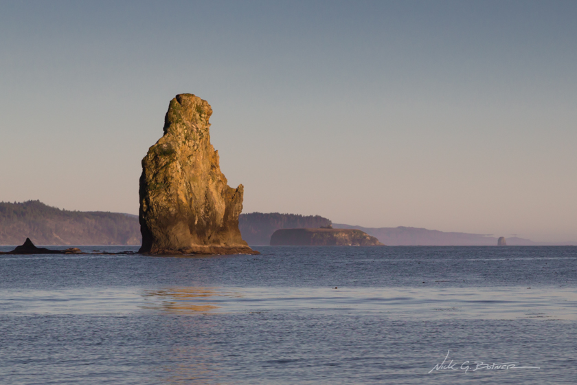 Backpacking La Push, WA – From Third Beach to Toleak Point