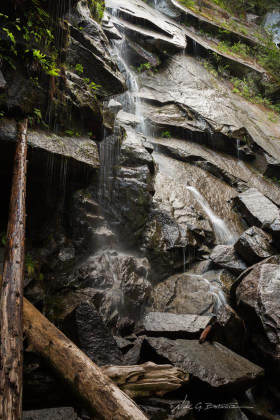 Hiking Bridal Veil Falls and Lake Serene, Washington