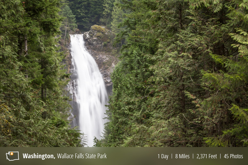 Wallace Falls State Park, Washington