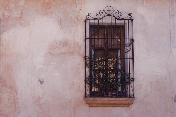 Doors and Windows of Antigua