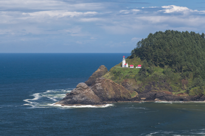 Oregon Coast – Heceta Head Lighthouse