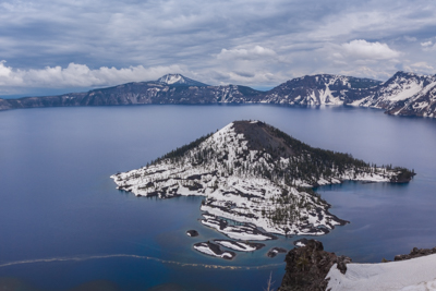 Oregon – Crater Lake National Park