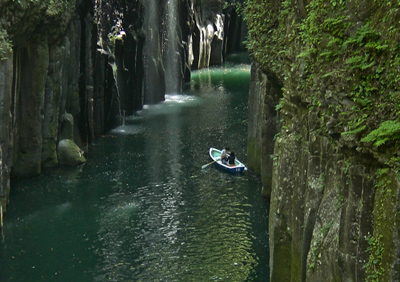 Life in Japan – Takachiho Gorge