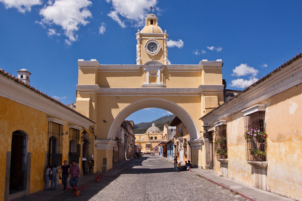 Guatemala – Cultural Landmarks of Antigua