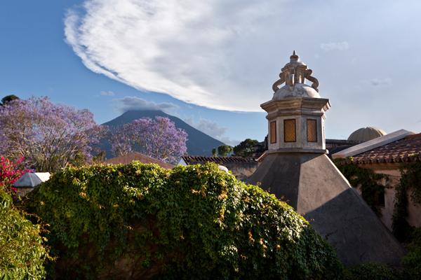 Guatemala – El Convento, Botique Hotel, Antigua