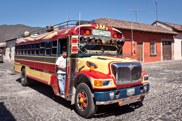 Photos Of The Streets Of Antigua Guatemala Nick Botner