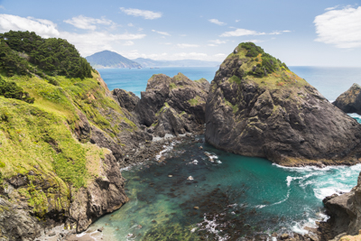Oregon Coast – Port Orford Heads State Park