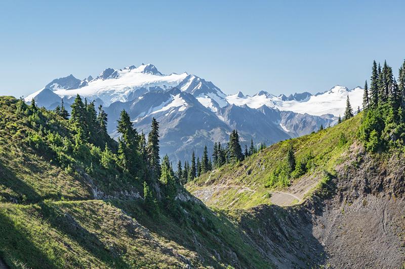 Backpacking the High Divide Loop – Washington